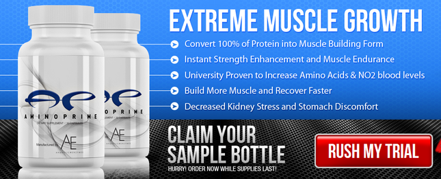Prime Muscle Supplement